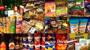Sugar Containing Foods