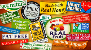 Food Labels Claims